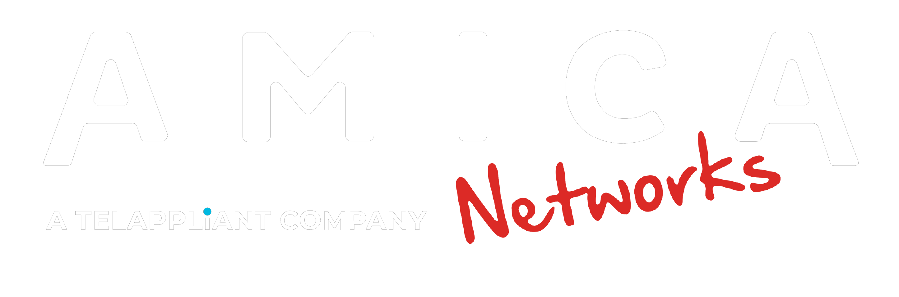 Amica Networks Logo