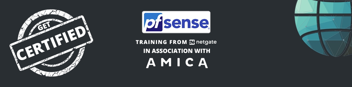 Training from pfSense